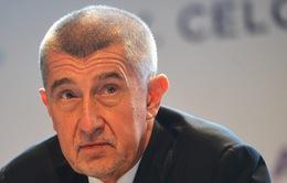 Thủ tướng CH Czech bác thông tin chất độc Novichok từng được sản xuất ở nước này