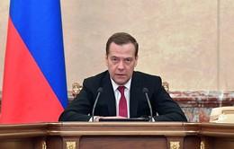 Nga chuẩn bị thành lập chính phủ mới