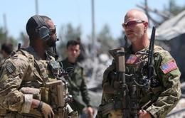 Mỹ tăng cường đào tạo cho lực lượng đối lập Syria
