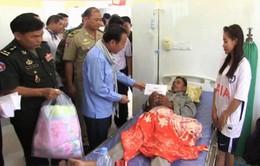 Ngộ độc nước suối tại Campuchia, 13 người thiệt mạng