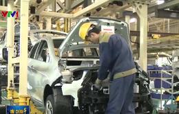 Ô tô nhập khẩu nguyên chiếc từ Mexico bất ngờ tăng mạnh