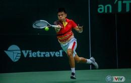 Lý Hoàng Nam khởi đầu thuận lợi tại giải Việt Nam F2 Futures