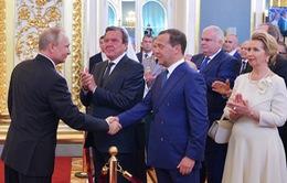 Ông Medvedev được đề cử vị trí Thủ tướng Nga