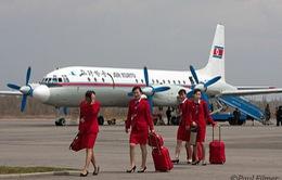 Triều Tiên đề xuất mở đường bay quốc tế qua không phận Hàn Quốc