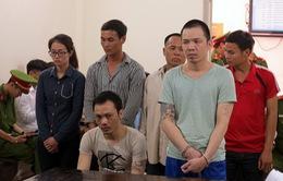 2 tử tù trốn trại nhận thêm án 7 năm