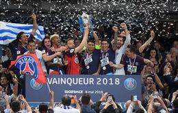 Vô địch Cúp Quốc gia Pháp, PSG hoàn tất cú ăn ba