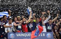 Vượt qua đội bóng hạng 3, PSG vô địch Cúp Quốc gia Pháp