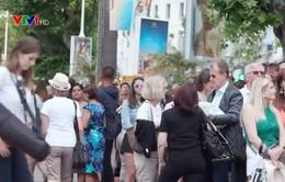 Liên hoan phim Cannes 2018 ngày khai mạc