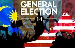 Tổng tuyển cử tại Malaysia: Hôm nay (9/5), gần 15 triệu cử tri đi bỏ phiếu