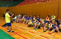 Đội tuyển Futsal nữ Việt Nam đặt mục tiêu tiến sâu tại VCK Futsal châu Á 2018