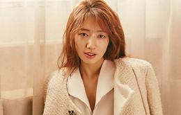 Park Shin Hye mơ màng trong bộ ảnh mới trên Elle