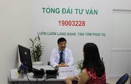 Ra mắt Tổng đài tư vấn sức khoẻ và phòng chống dịch bệnh 19003228