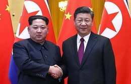 Nhà lãnh đạo Kim Jong-un bày tỏ hy vọng thiết lập hòa bình lâu dài trên Bán đảo Triều Tiên