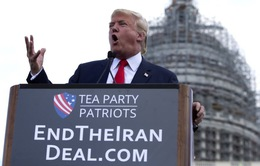 Mỹ chính thức rút khỏi thỏa thuận hạt nhân Iran