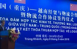 Tăng cường hợp tác kinh tế thương mại và logistics Việt Nam - Trung Quốc