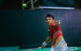 Vòng 2 Việt Nam F2 Futures: Lý Hoàng Nam bất ngờ dừng bước!