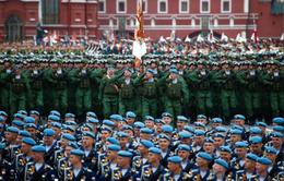 Nga diễu binh hoành tráng nhân kỷ niệm Ngày Chiến thắng