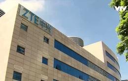 ZTE ngừng bán điện thoại tại Trung Quốc