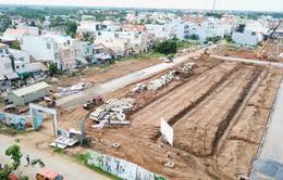 Thắng Lợi Riverside Market đẩy nhanh tiến độ hạ tầng