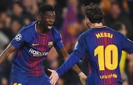 Liverpool chuyển hướng mượn sao Barcelona