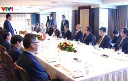 Chủ tịch nước Trần Đại Quang tiếp Liên minh Nghị sĩ hữu nghị Nhật - Việt