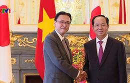 Đưa quan hệ Việt Nam - Nhật Bản bước vào giai đoạn phát triển mới