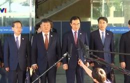 Hội đàm cấp cao liên Triều