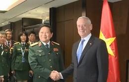 Hợp tác quốc phòng Việt Nam - Hoa Kỳ