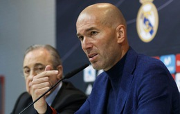 Rộ tin Zidane về Trung Đông, hưởng lương chưa từng có trên thế giới
