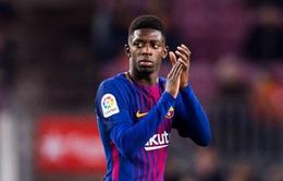 Chốt xong tương lai Ousmane Dembele tại Barca