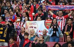 Nỗi thất vọng tột cùng của HLV Wenger ở trận đấu cuối tại cúp châu Âu