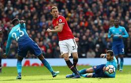 MU sẽ kết thúc cuộc đua giành ngôi á quân Premier League?