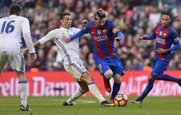 """Đại chiến Barcelona-Real Madrid: Khi """"Vua"""" đối đầu với """"Vua"""""""