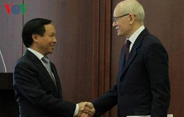 Đại sứ Việt Nam tại Nga thăm, làm việc tại cộng hòa Bashkortostan