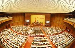Quốc hội thảo luận về sửa đổi các Luật liên quan Luật Quy hoạch