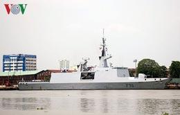 Đội tàu Hải quân Cộng hòa Pháp thăm hữu nghị Việt Nam