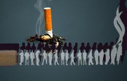 Mỗi năm có 40.000 người Việt Nam tử vong sớm do thuốc lá!
