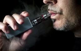 Thuốc lá điện tử nên bị cấm, theo đánh giá của các chuyên gia sức khỏe