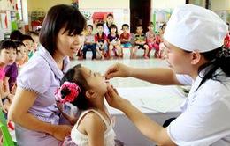 Hôm nay (1/6), toàn dân đưa trẻ đi uống Vitamin A miễn phí
