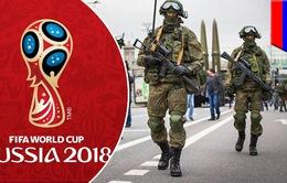 Nga tăng cường an ninh trước thềm World Cup 2018