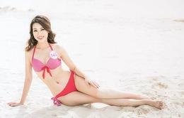 Hình ảnh Hoa hậu Việt Nam trong trang phục áo tắm qua các thời kỳ