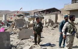 Phiến quân Taliban tấn công lực lượng an ninh Afghanistan