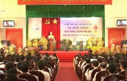 Huyện Duy Tiên đạt chuẩn nông thôn mới