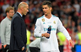 HLV Zidane ra đi, Real Madrid dễ mất cả C.Ronaldo