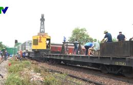 Xóa đường ngang đường sắt ở Núi Thành, Quảng Nam