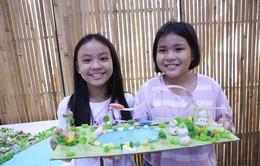 Trẻ em cho ý kiến về thành phố thân thiện
