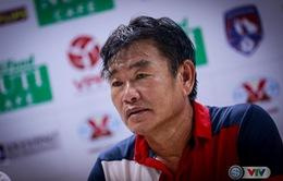HLV Phan Thanh Hùng tin Than Quảng Ninh sẽ cản bước CLB Hà Nội