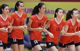 Lịch thi đấu giải bóng chuyền nữ U19 Châu Á 2018 tại Bắc Ninh (từ 10/6-17/6)