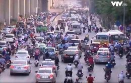 Phát triển mạng lưới xe bus đến ngoại thành Hà Nội