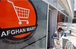 Người dân Afghanistan mua hàng online tránh bị đánh bom dịp Ramadan